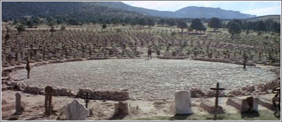 Sad Hill Cementery
