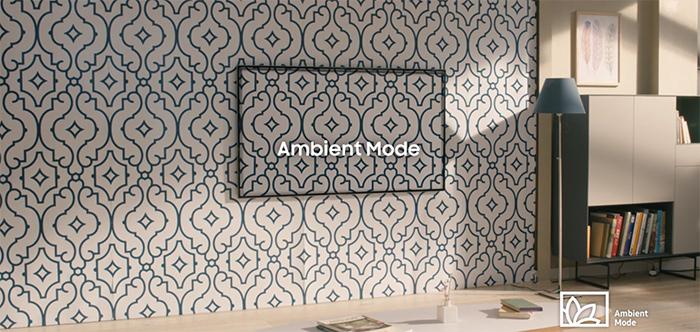 Samsung ambient mode qled tv 20181 2