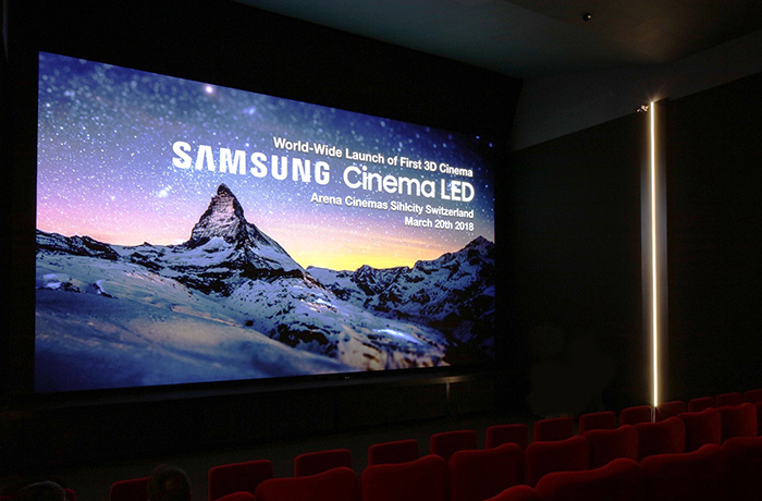 Samsung cinema led 1