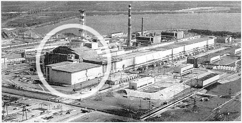 Sarcofago de Chernobil