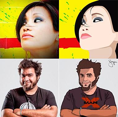 Selflessportraits