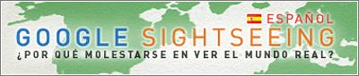 Sightseeing en español