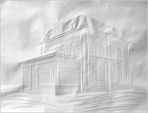 Estudio del Palacio Ducal Palace de Gubbio / Simon Shubert