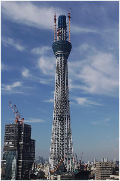 Sky Tree (CC) Yoshikazu Takada @ Flickr