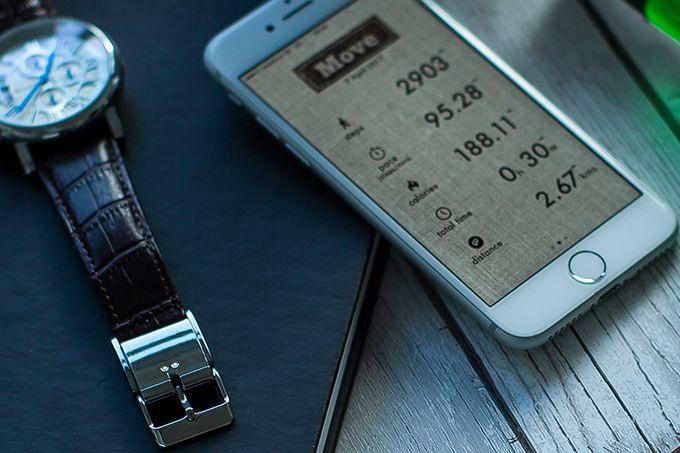Smart buckle hebilla medidor actividad