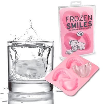 Sonrisas congeladas