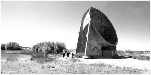 The Sound Mirrors Project