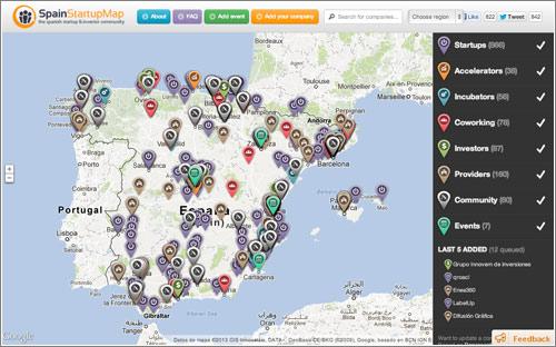 Spainstartupmap