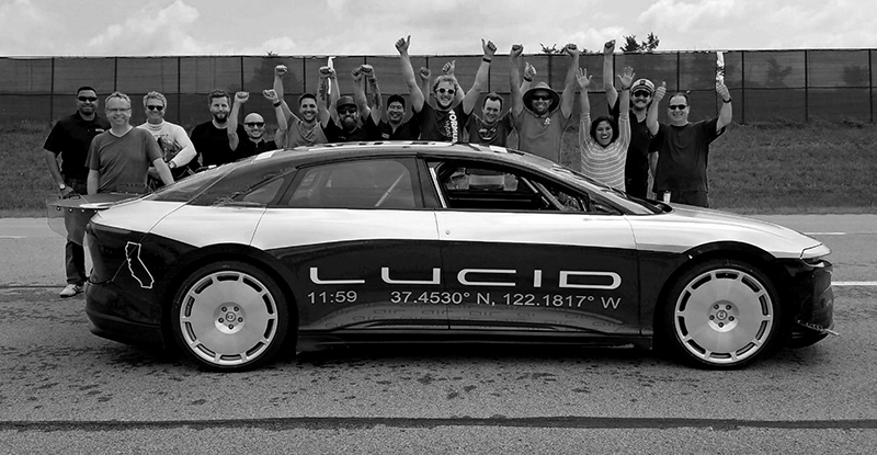 Speed car group