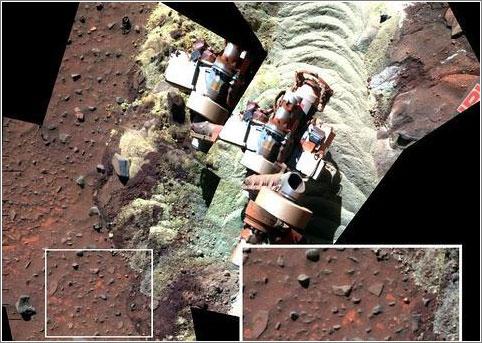 Spirit-Marte-Nasa