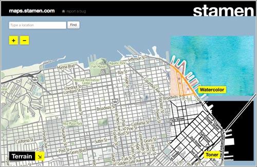 Stamenmaps