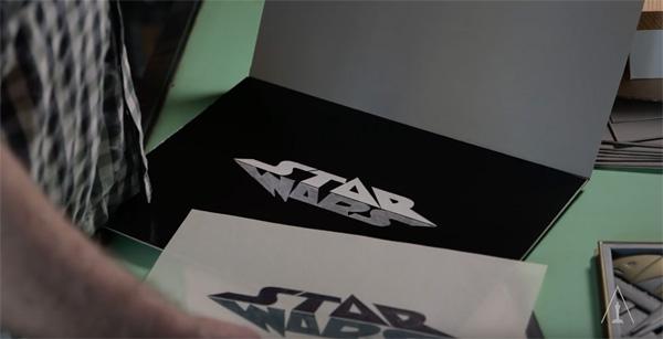 Star wars logo alternativo dan perri