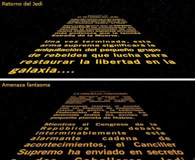 Star Wars y la tipografía