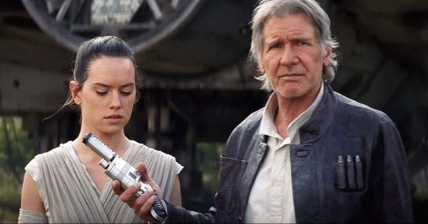 Star Wars Relevo generacional
