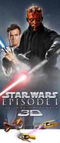 Star Wars en 3-D