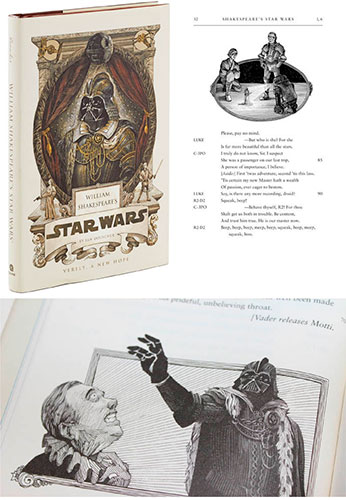 Starwars-Shakespeare