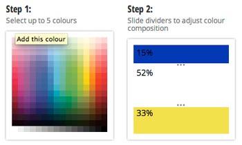 Steps-Multicolor
