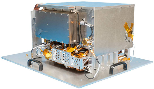 Stmd atomic clock
