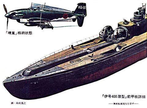 Submarino portaaviones