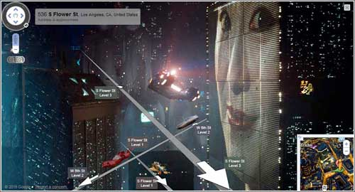 Street View & Blade Runner