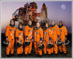 Sts118-Astronautas