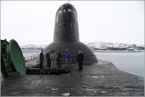 Submarino clase Typhoon
