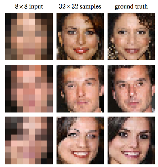 Super resolution feature image 0