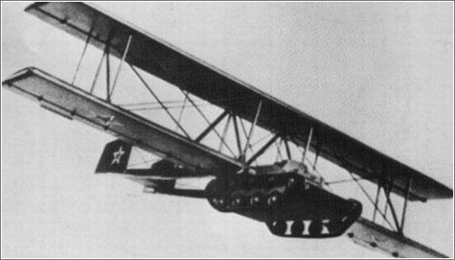 Tanque volador