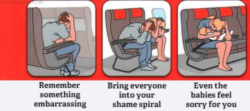 Tarjetas «alternativas» de seguridad de los aviones (1)