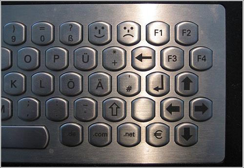 Spezial-Tastatur (CC) Niels Heidenreich @ Flickr