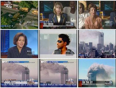 Tele USA el 11 septiembre