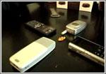 Teléfonos que estallan palomitas