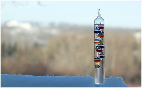 Termómetro de Galileo (CC) Tuchodi @ Flickr