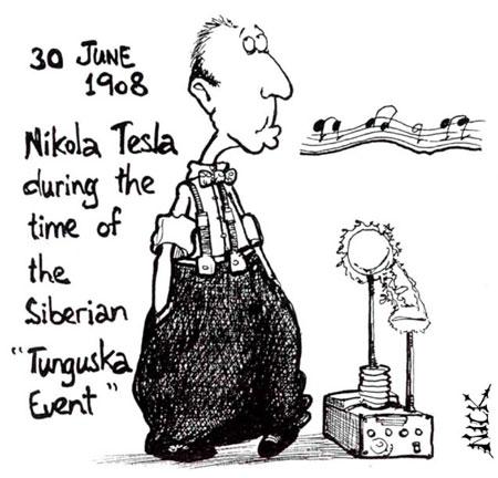 Tesla y Tunguska