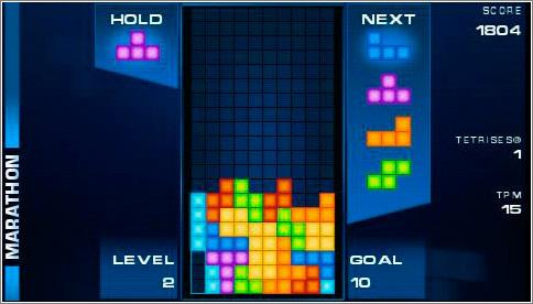 Tetris-Psp