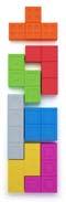 Tetrius Magnet Set, imanes para la nevera… como siempre pocas piezas «I» de 4x1