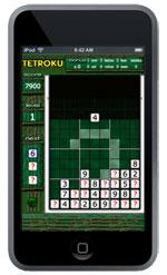 Tetroku-Ipod