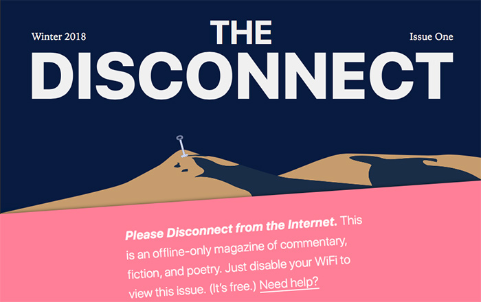 The disconnect numero 1