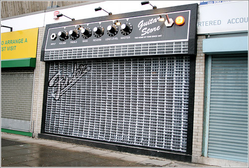 The Guitar Store (CC) Hey Mr Glen