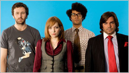 The I.T. Crowd, cuarta temporada