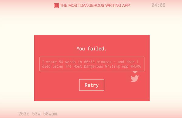 La aplicación web que te motiva a escribir