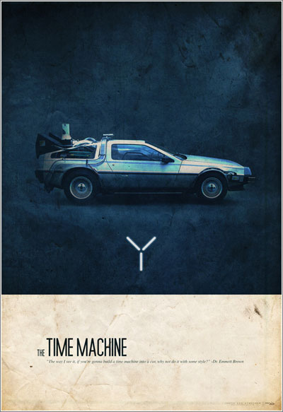 The Time Machine / Justin Van Genderen