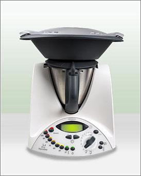 Thermomix TM 31: el robot de cocina definitivo