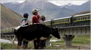 Tibet-Train