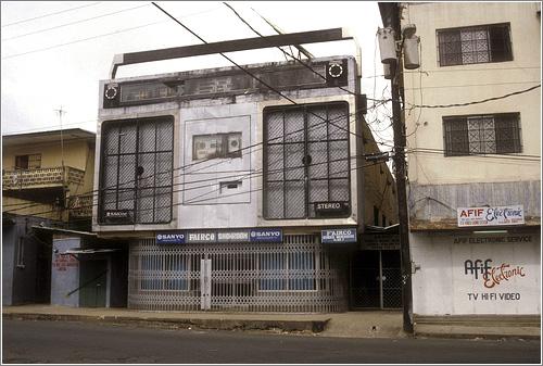 Randall Street Electronics Shop (C) Timbobo3
