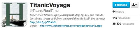 Titanicvoyage