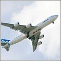Primer vuelo del Boeing 747-8F