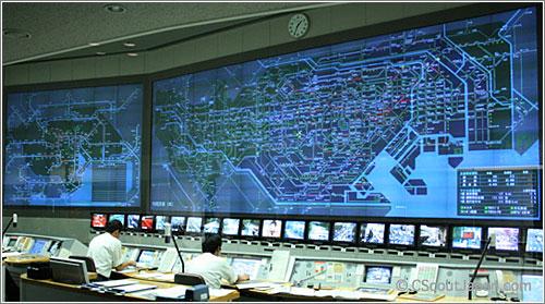 Tokyo-Traffic-Control
