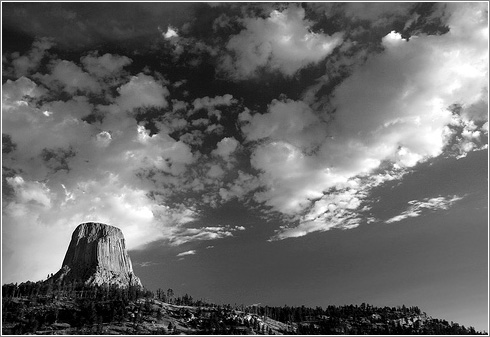 Devils Tower (CC) backpackphotography