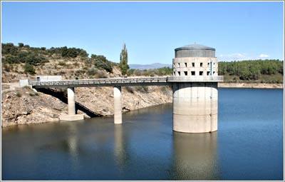 Torre de toma de El Villar